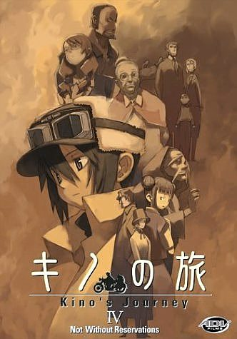Kino no Tabi - the Beautiful World -